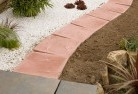 Abbotsford QLD Landscaping kerbs and edges 1