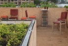 Abbotsford QLD Rooftop and balcony gardens 3